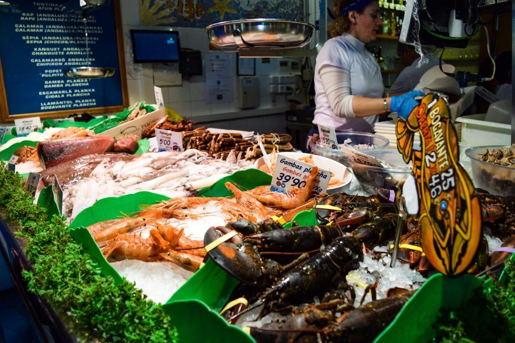 Hải sải siêu tươi ngon ở La Pradeta