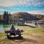 Níu kéo chút thu ở Di sản thế giới Plitvice Lake Croatia