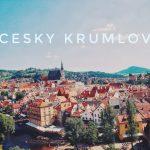 Ở ngôi làng cổ đẹp nhất Châu Âu Cesky Krumlov Séc