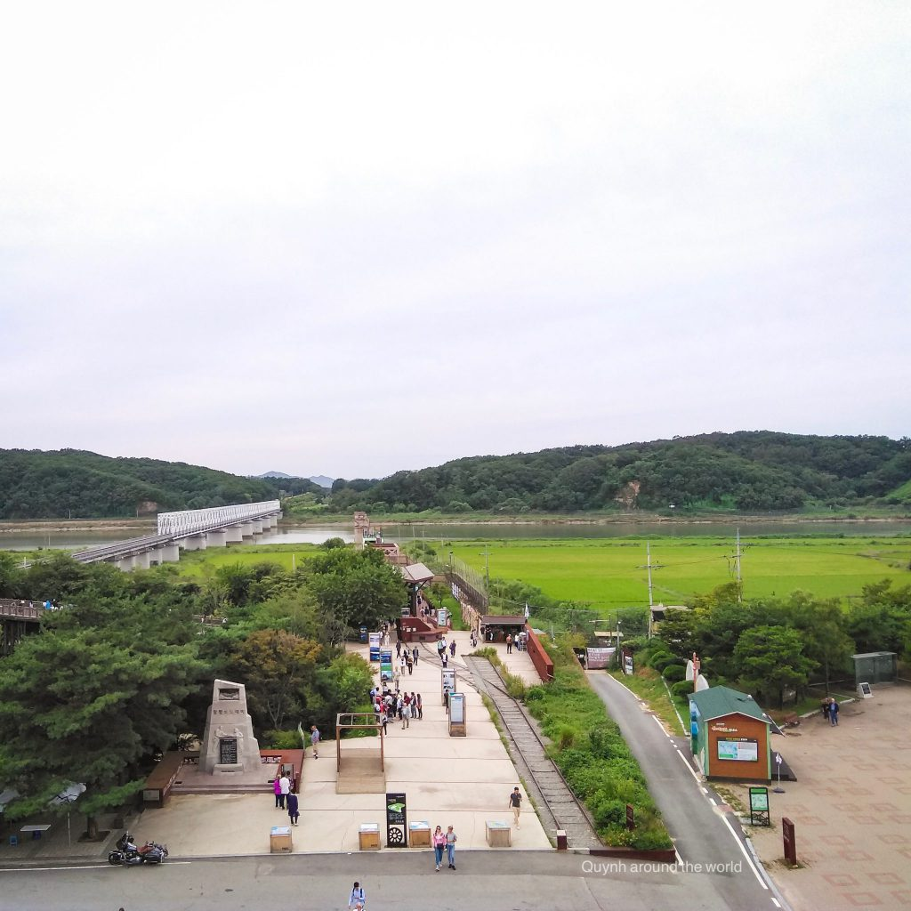 Bàn Môn Điếm Hàn Quốc